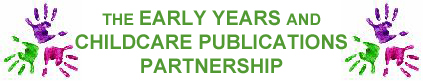 Early Years and Childcare Publications Partnership Logo